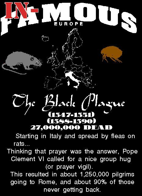 The Black Plague
